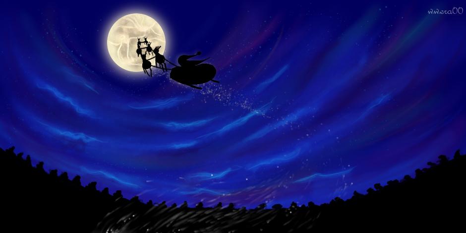 Santa by wwera00