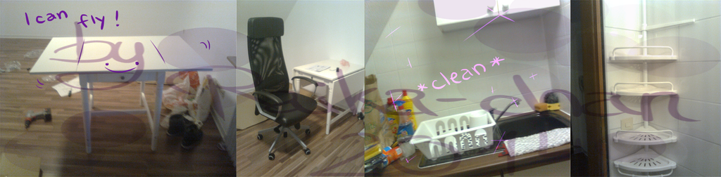Furniture by Raika-chan