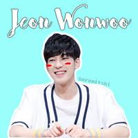 Jeon Wonwoo of SEVENTEEN by horomitshi
