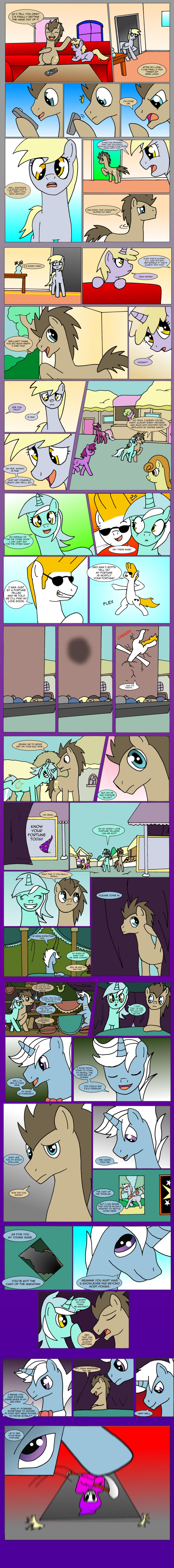 Doctor Whooves - Spending Time pt 5