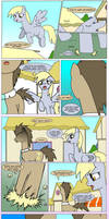 Doctor Whooves - Rise of the Cyber Pony pt 3 by Edowaado