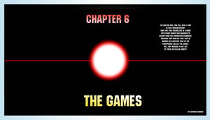 The Games - Cover
