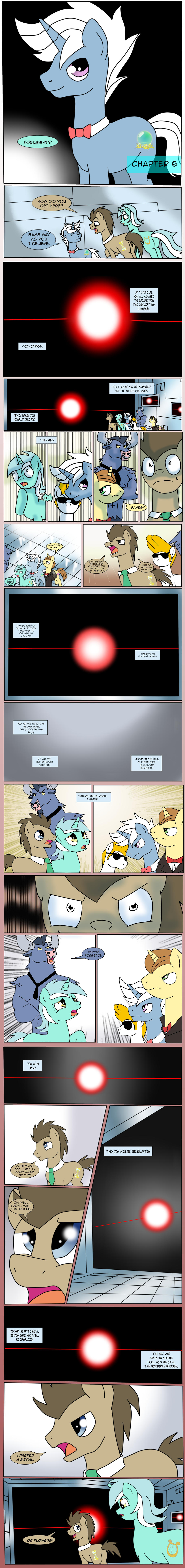 Doctor Whooves - The Games Pt 1