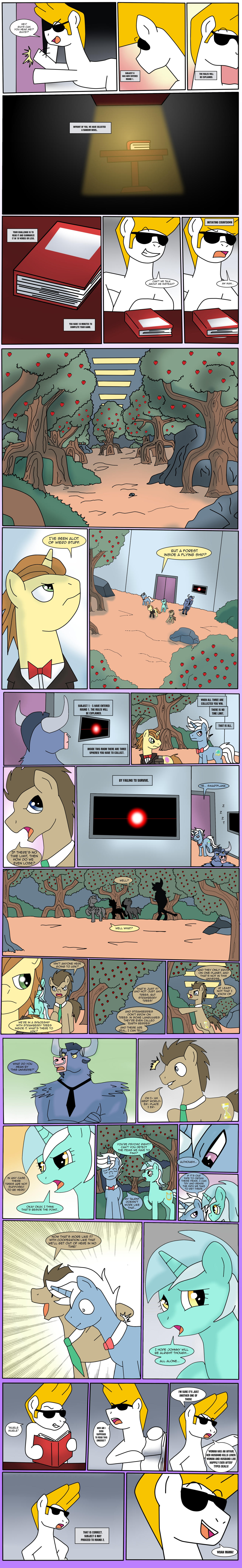 Doctor Whooves - The Games Pt 4