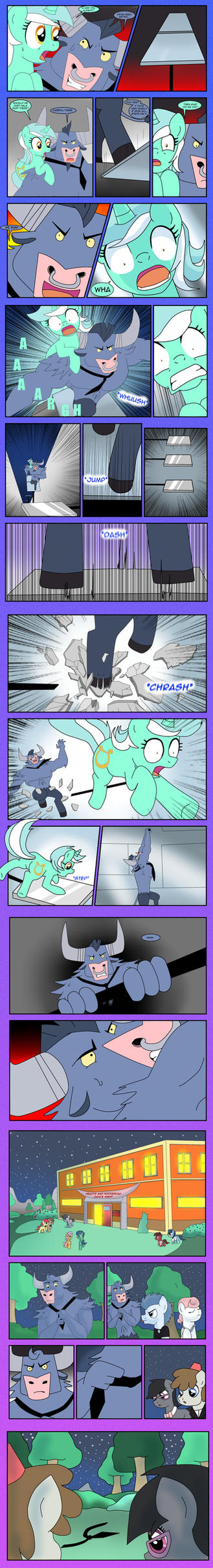 Doctor Whooves - Twists and Turns Pt 7 by Edowaado