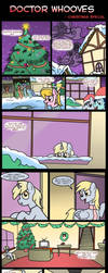 Doctor Whooves - Christmas Special pt 1 by Edowaado