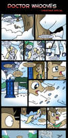 Doctor Whooves - Christmas Special pt 2 by Edowaado