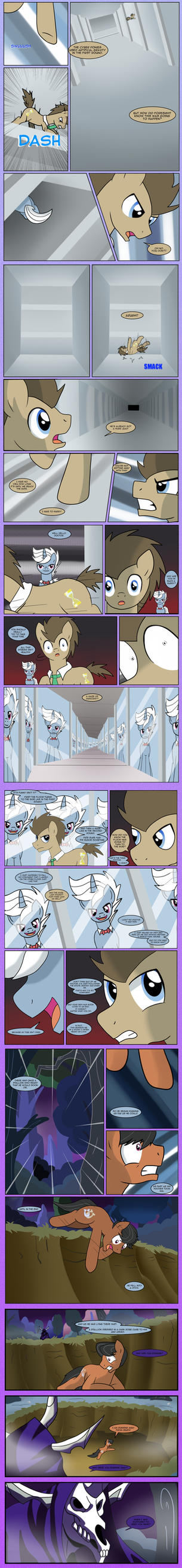 Doctor Whooves - End Game Pt 3 by Edowaado