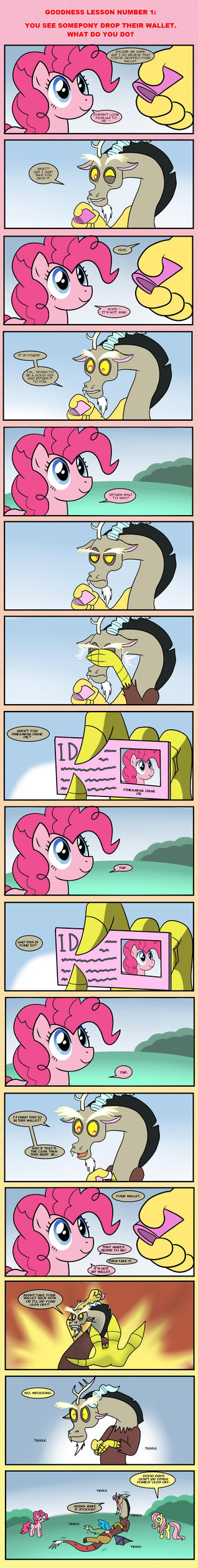 It's not my wallet by Edowaado