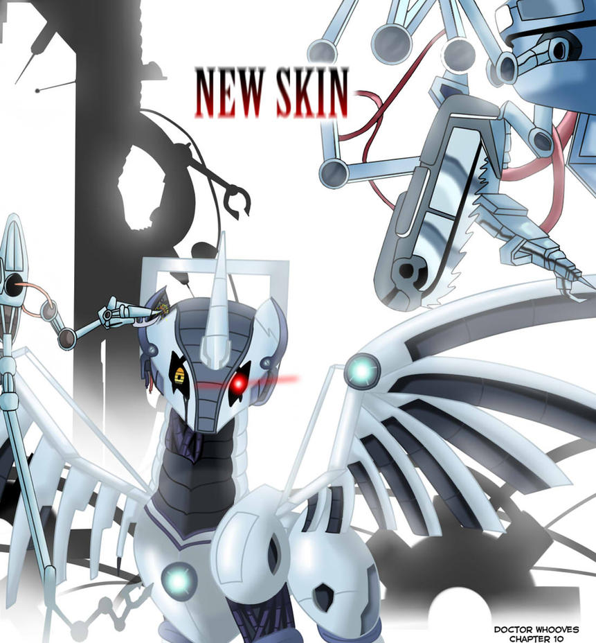 New Skin - Cover by Edowaado