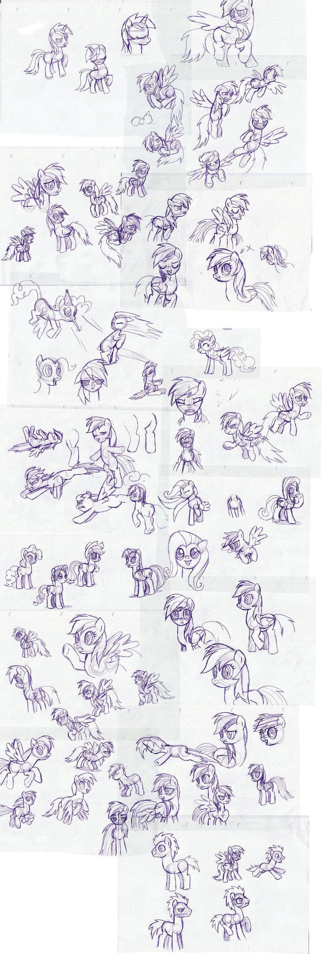 Practicing by Edowaado