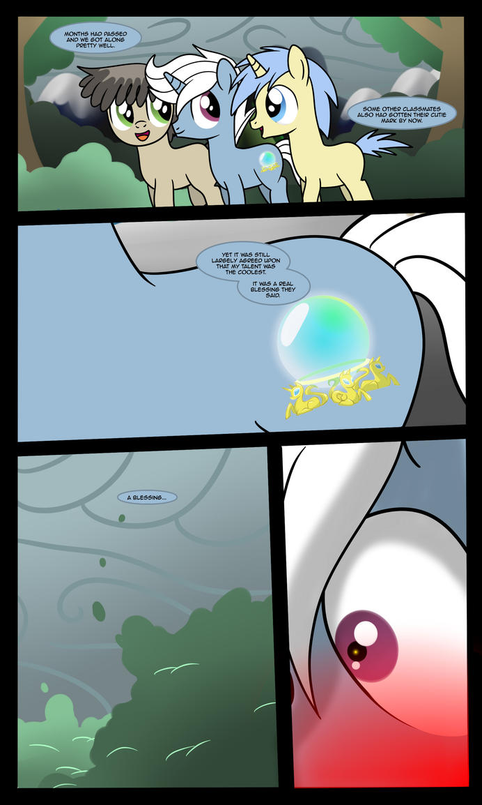 Foresight - I'm Not Your Hero - Part 8 by Edowaado
