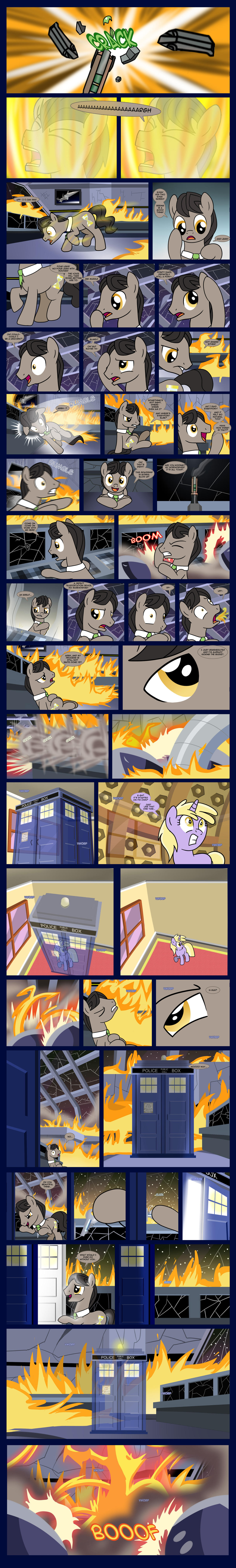 Doctor Whooves - Rebirth Pt 10 by Edowaado