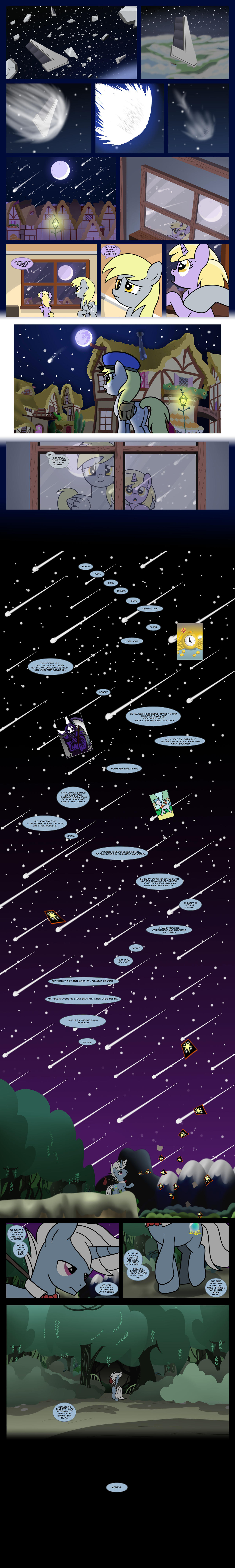 Doctor Whooves - Rebirth End by Edowaado