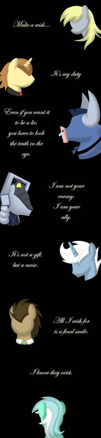 Doctor Whooves - Quotes