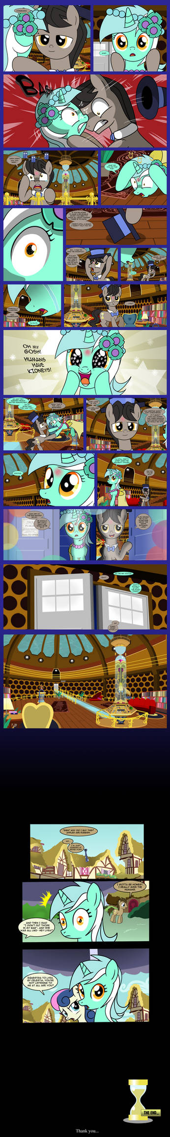 Doctor Whooves - Epilogue END