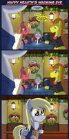 Guys Night Out 5 (Hearth's Warming Eve)