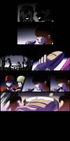 Line Webtoon Challenge - ''I Care'' Part 1