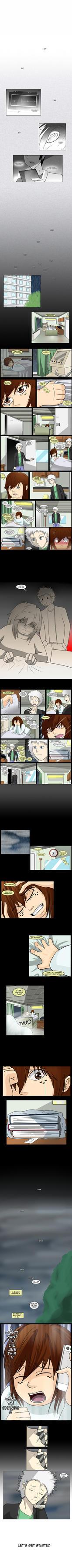 I Care - Part 2  (Webtoon Challenge) by Edowaado