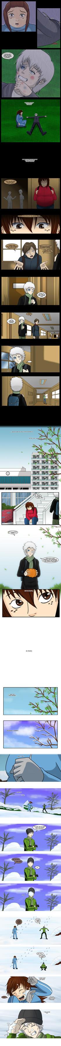 I Care - Part 6  (Webtoon Challenge) by Edowaado