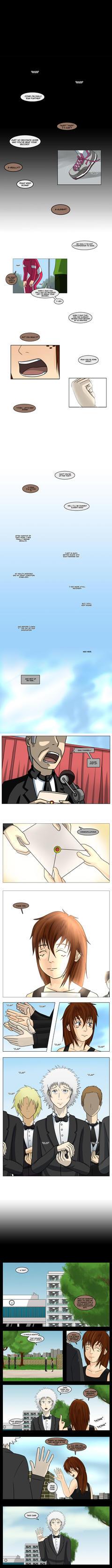 I Care - Part 8 (Webtoon Challenge) by Edowaado
