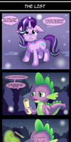 The List by Edowaado