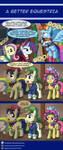 A Better Equestria by Edowaado