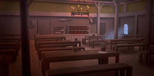 Interior Design - Tavern by Edowaado