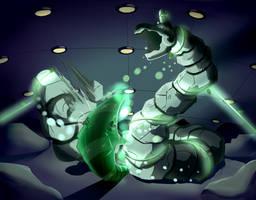 [Winning With Metapod] - First Gym Battle by Edowaado