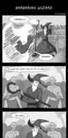 Barbarian Wizard