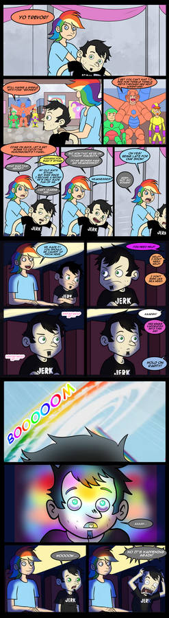 Dan vs Bronies Ch 2 - Assimilation Pt 7