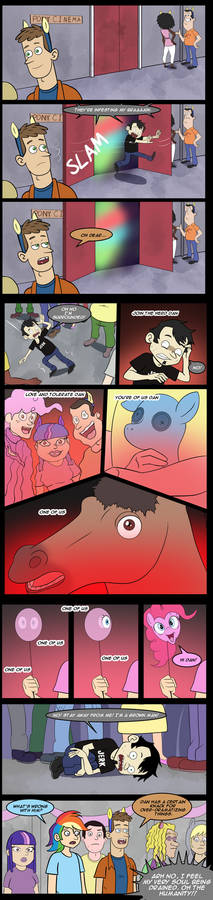 Dan vs Bronies Ch 2 - Assimilation Pt 8