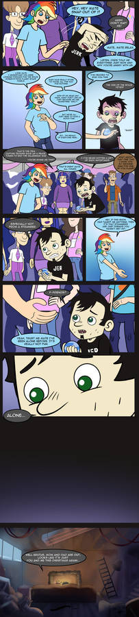 Dan vs Bronies Ch 2 - Assimilation Pt 9