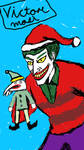Christmas with the Joker by TheRavensBastard39