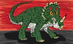Jurassic June Day 6: Sinoceratops