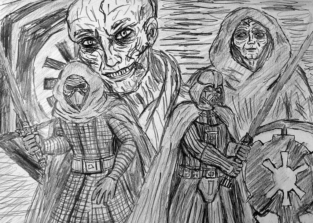 Dark Sides of Future Past by TheRavensBastard39