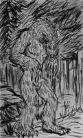Nanukangun sketch