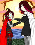 Be Strong, Ruby by TheRavensBastard39