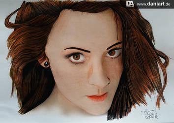 Alicesey from Suicidegirls by daniart-de