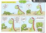 Hugo der Dino erzeahlt seine Geschichte