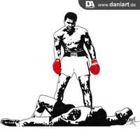 Muhammad Ali by daniart-de