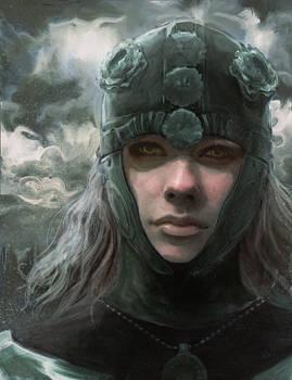 Dark Age Vamp Warrior