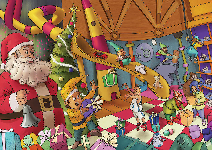 Unlock Christmas by ThanosTsilis