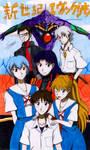 Neon Genesis Evangelion by sendy1992