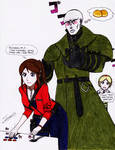 Mr.X gon give his hands to ya by sendy1992