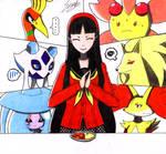 Yukiko at Galar