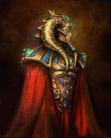 Lord Scarabus by natebaertsch