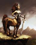 Centauresse