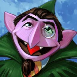 The Count by natebaertsch