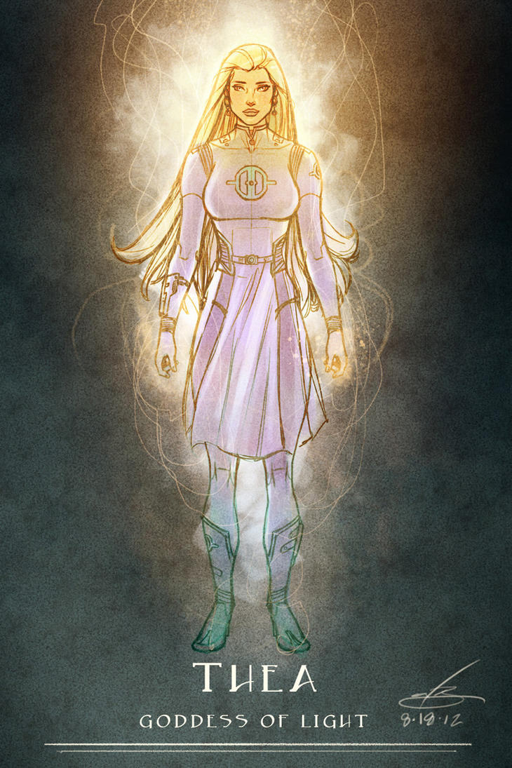 space goddess of light picture space goddess of light image